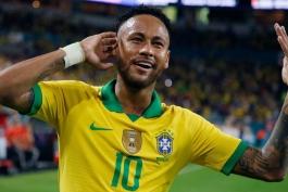 والدانو: دوست نداشتم نیمار به رئال مادرید بیاید چون تأثیر بدی روی وینیسیوس و رودریگو می گذارد