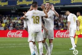 ویارئال 2-2 رئال مادرید؛ درخشش بیل برای پوشش ضعف های تیم زیدان کافی نبود