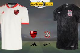 دانلود؛ مقایسه پیراهن های نایک و آدیداس برای باشگاه های بزرگ دنیای فوتبال در فصل 2018/19