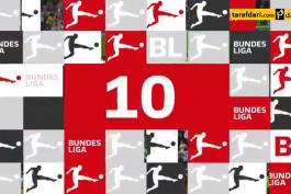 دانلود؛ 10 واکنش برتر سرمربیان بوندس لیگا در فصل 2017/18