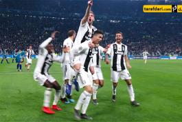 لیگ قهرمانان اروپا-جورجو کیه لینی-کریستیانو رونالدو-cristiano ronaldo-ucl