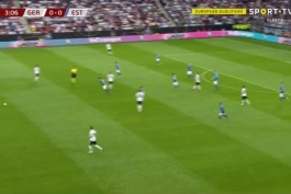 فول مچ آلمان - استونی (مقدماتی یورو 2020)