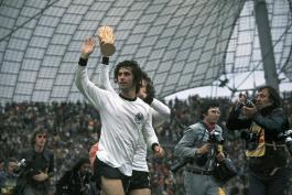 بایرن مونیخ- تیم ملی آلمان- جام جهانی 1974-Germnay national football team