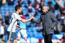 Jose Mourinho - Ander Herrera - Manchester United  - منچستر یونایتد