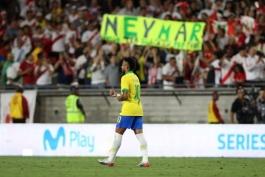 brazil football team-تیم ملی برزیل