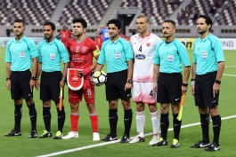 Al-Duhail Qatar vs Persepolis Iran