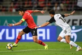 South Korea vs Costa Rica
