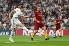 رئال مادرید - آ اس رم - مرحله گروهی لیگ قهرمانان اروپا 19-2018