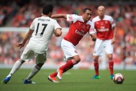 اسطوره های آرسنال - اسطوره های رئال مادرید - ورشگاه امارات