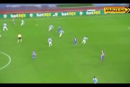 💥بهترین کارهای تیمی بارسلونا (تیکی تاکا)