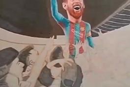 ویدیو بلیچر ریپورت به مناسبت ریمونتادا بارسلونا مقابل پاریسنت ژرمن