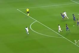 ویدئو؛عملکرد انگولو کانته در  مقابل بارسلونا