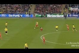 کلیپ؛ 5 بازی برتر مانوئل نویر در طول دوران فوتبالش که یک تنه مقابل حریف ایستاد