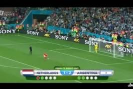 شیرین ترین لحظات لیونل مسی در تیم ملی آرژانتین