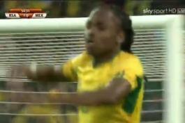 فلش بک | اولین گل جام جهانی 2010؛ گلی فوق العاده زیبا از تیم میزبان
