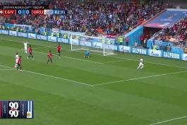 مجموعه هایلایت بازی های جام جهانی روسیه 2018؛ بازی دوم؛ اروگوئه - مصر