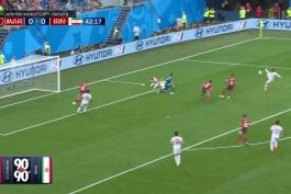مجموعه هایلایت بازی های جام جهانی روسیه 2018؛ بازی سوم؛ ایران - مراکش