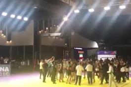 رقص و پایکوبی مازندرانی شیر بچه های کبدی ایران
