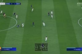 فیفا ۱۹؛ الکلاسیکو؛ رئال مادرید - بارسلونا(سانتیاگو برنابئو)