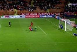 خلاصه بازی ارمنستان و لیختن اشتاین در چارچوب مسابقات لیگ ملت های اروپا
