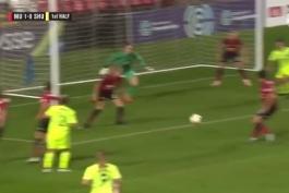 تیم بانوان منچستر.manchester uunited women vs Sheffield united.