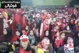 بانوان زیبای وطن اولین قدمها در کنار مردان ..کمترین حق همه بانوان ایران