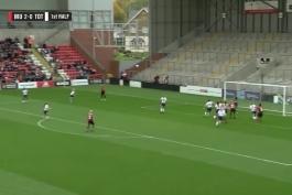تیم بانوان منچستر manchester united women vs Tottenham lady