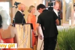 سوتی ها و لحظات خنده دار در مراسمات عروسی (1)