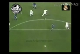 کلیپ جذاب از بازی رئال مادرید و منتخب جهان در سال 2002 با ستارگانی مثل باجو ریوالدو کاکا کافو ناکاتا کلوزه تورس و...