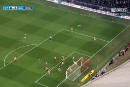 فاینورد 0 آژاکس 3 (نیمه نهایی جام حذفی هلند)