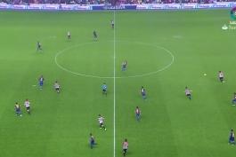 اتلتیک بیلبائو 2 - 2 بارسلونا؛ مناجات فوتبالی در شبی که تیم ها برتری ای به هم نداشتند