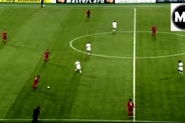 بازی جیمی کرگر مقابل میلان؛ استانبول 2005