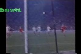 یک چهارم نهایی لیگ قهرمانی باشگاه های اروپا فصل 75-74 آرارات ایروان vs بایرن مونیخ آلمان