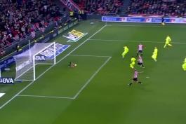 اتلتیک بیلبائو - بارسلونا فصل ۲۰۱۴/۱۵ ، لالیگا
