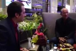فیلم ورود کالدرون به تهران