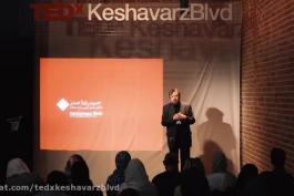 سخنرانی جالب دکتر صدر در TEDx (حتما ببینید!)