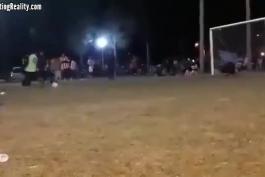 مرگ تلخ دروازه بان نوجوان در آرژانتین(فیلم)