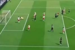بهترین گل فیفا توسط نیمار