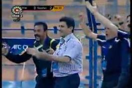 نوستالژی؛پیروزی سپاهان قلعه نویی برابر الهلال کالدرون  در ورزشگاه ملک فهد در لیگ قهرمانان آسیا
