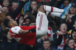 آرسنال-لیگ برتر-انگلیس-ورزشگاه امارات-گابن-Gabon-Premier League-Arsenal-Gunners-England