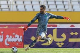 فوتبال ایران-نفت مسجدسلیمان-iran football-naft masjed soleyman