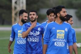 فوتبال ایران-استقلال-iran football-esteghlal