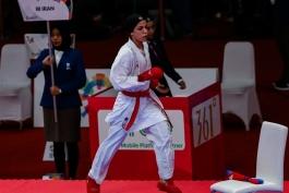 کاراته-کاراته بانوان-Karate-women Karate