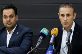 یحیی گل محمدی: چمن ورزشگاه شهدای شهر قدس، برای فوتبال مناسب نیست؛ با این کیفیت، هیچ وقت فوتبال ما پیشرفت نمیکند