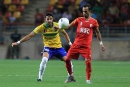 فوتبال ایران-فولاد خوزستان-صنعت نفت آبادان-iran football-foolad khouzestan-sanat naft abadan