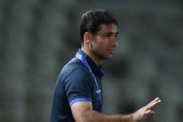 ابراهیم صادقی: فلسفه ما در سایپا، تربیت بازیکن برای تیم ملی است؛ به دنبال کسب جام نیستیم