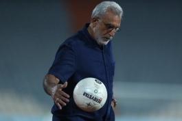 حسین فرکی: میدانستیم که سایپا تیم پرانگیزهای است؛ برای تیم ملی در بازی با عراق آروزی موفقیت دارم