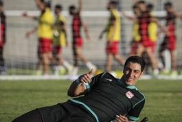 فوتبال ایران-تراکتور-iran football-tractor