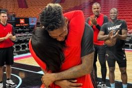 بسکتبال NBA-میامی هیت-nba basketball-miami heat