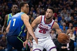 بسکتبال NBA-فیلادلفیا سونی سیکسرز-nba basketball-philadelphia 76ers